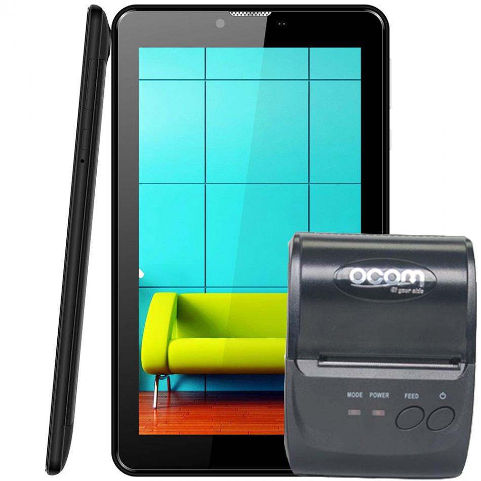 Tablični računalnik VONINO XAVY T7 + BT mobilni tiskalnik OCOM OCPP M05